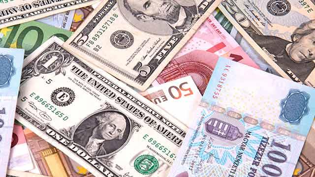 أسعار العملات الأجنبية اليوم