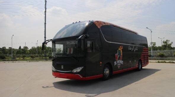 حافلة الوحدة السعودي