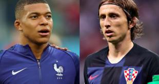 موعد مباراة فرنسا وكرواتيا