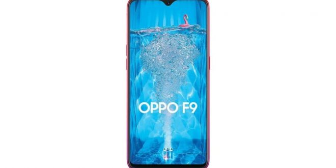 هاتف Opoo f9