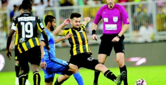 مباراة السوبر السعودي