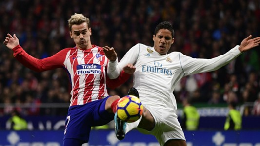 موعد مباراة ريال مدريد واتليتكو