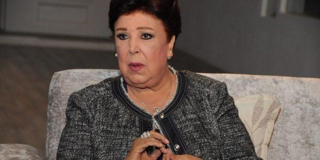 رجاء الجداوي توضح حقيقة وفاتها
