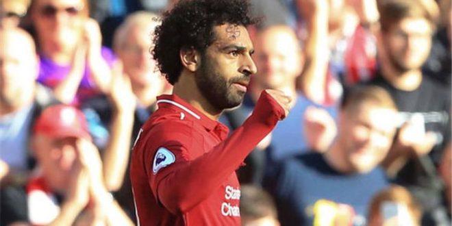 محمد صلاح يقود ليفربول لفوز هام