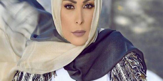 الفنانة أمل حجازي تنفي ارتدائها الحاب بسبب المرض